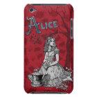 Alice in Wonderland - Tim Burton Barely There iPod Case