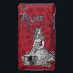 "Alice in Wonderland - Tim Burton Barely There iPod Case<br><div class=""desc"">Alice in Wonderland - Tim Burton</div>"