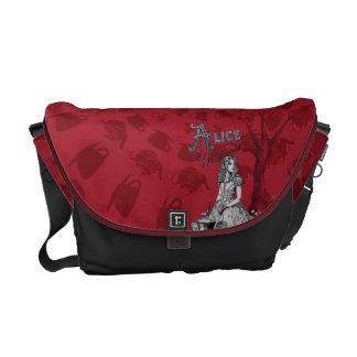 Alice in Wonderland - Tim Burton Courier Bag