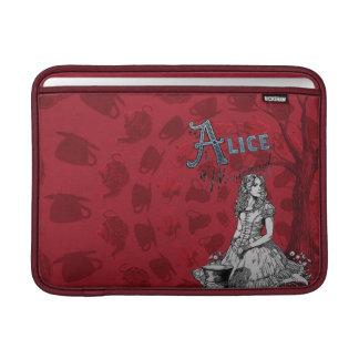 Alice in Wonderland - Tim Burton MacBook Air Sleeve
