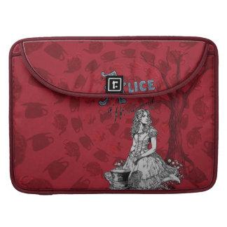 Alice in Wonderland - Tim Burton MacBook Pro Sleeve