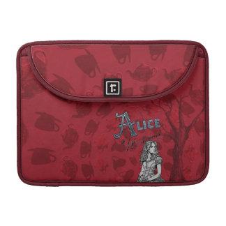 Alice in Wonderland - Tim Burton Sleeves For MacBook Pro