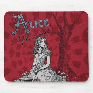 Alice in Wonderland - Tim Burton Mousepads