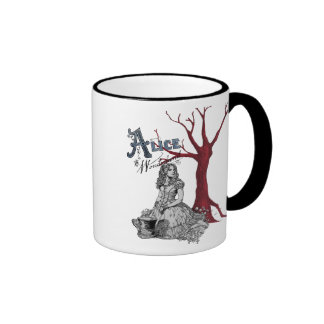 Alice in Wonderland - Tim Burton Ringer Mug