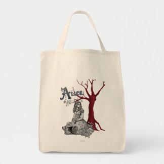 Alice in Wonderland - Tim Burton Tote Bag