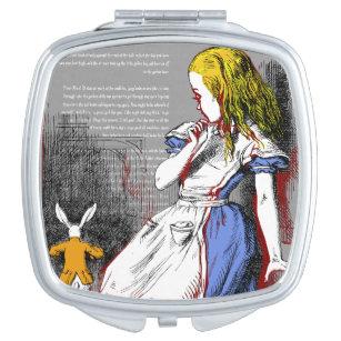Alice in Wonderland Vanity Mirror