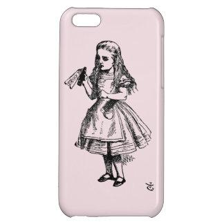 Alice in Wonderland Vintage Art iPhone 5C Cases