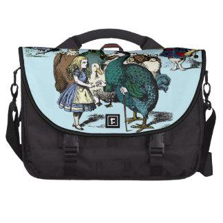 Alice in Wonderland, White Rabbit, Animals & Dodo Commuter Bags