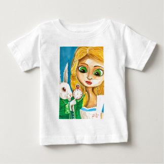 ALICE IN WONDERLAND WHITE RABBIT BABY T-Shirt
