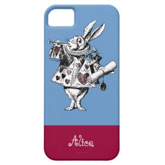 Alice in Wonderland White Rabbit Case iPhone 5 Cases