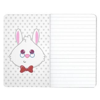 Alice in Wonderland   White Rabbit Emoji Journal