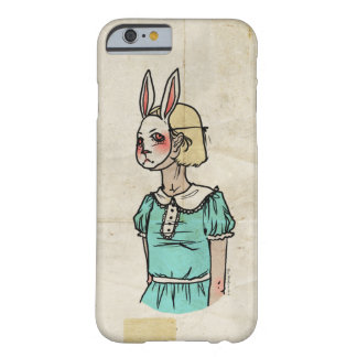 Alice in Wonderland, White Rabbit Inspired Barely There iPhone 6 Case