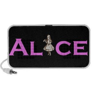 Alice in Wonderland Word Play iPod Speaker