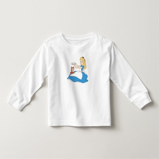 Alice in Wonderland's Alice and Dinah Disney Toddler T-shirt
