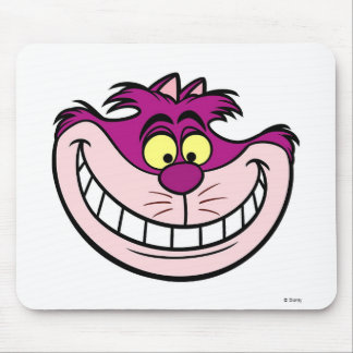 Alice in Wonderland's Cheshire Cat Disney Mouse Pad