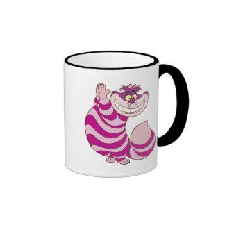 Alice in Wonderland's Cheshire Cat Disney Ringer Mug