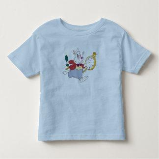 Alice in Wonderland's White Rabbit Running Disney T-shirt