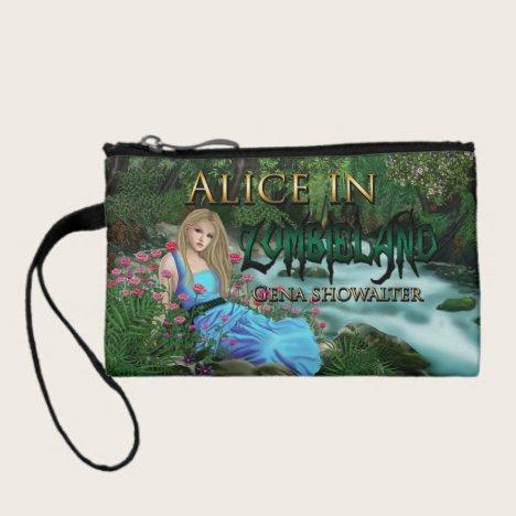 Alice in Zombieland Coin Wallet