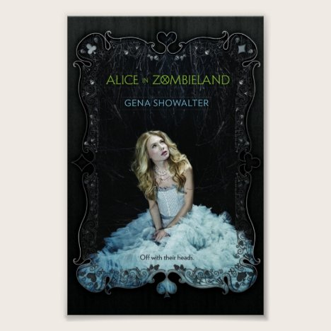 Alice in Zombieland for your wall! Poster
