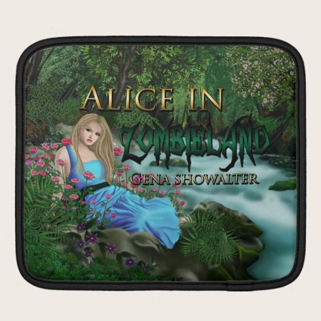 Alice in Zombieland Sleeve For iPads