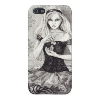 Alice - iPhone 3 Case