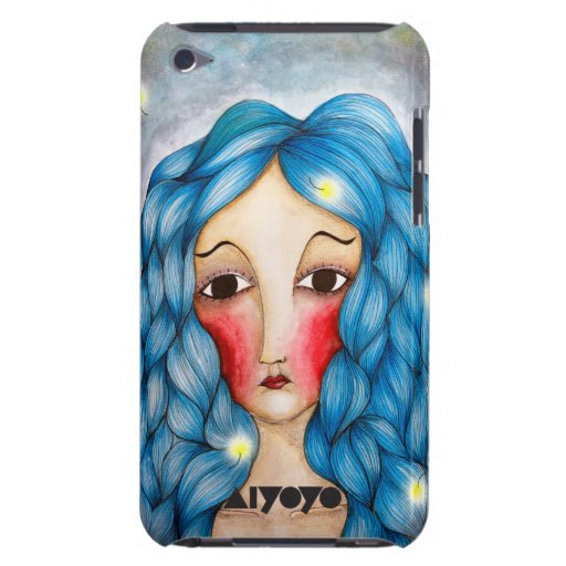 Alice? Ipod touch 4 Case-Mate Case (barely there) iPod Touch Case-Mate Case