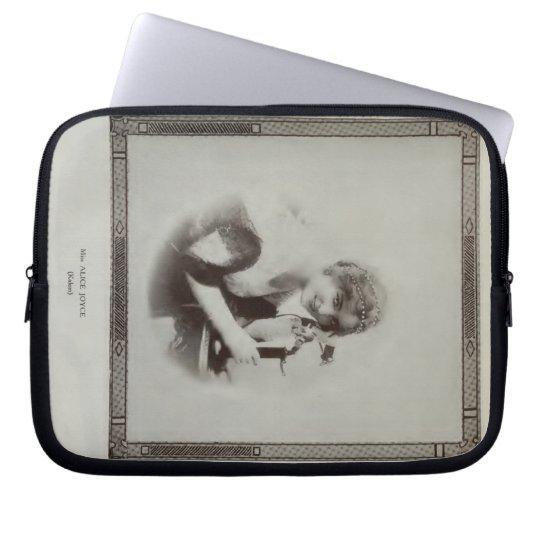 Alice Joyce 1914 vintage portrait electronics bag