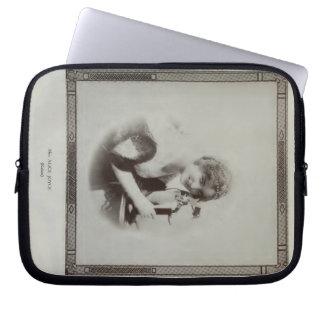 Alice Joyce 1914 vintage portrait electronics bag Computer Sleeve