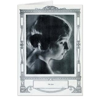 Alice Joyce 1920 portrait card