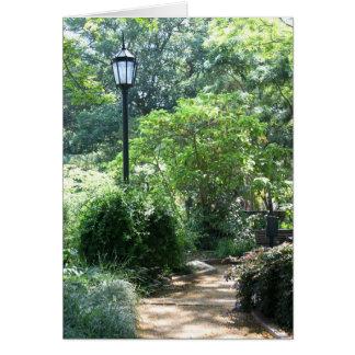 Alice Keck Park Memorial Gardens Card