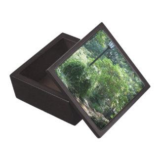 Alice Keck Park Memorial Gardens Jewelry Box