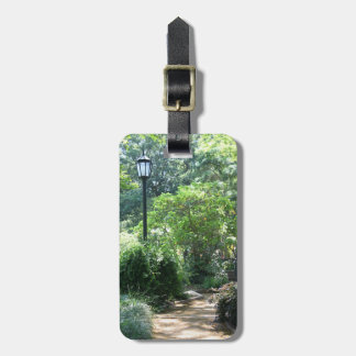 Alice Keck Park Memorial Gardens Travel Bag Tags