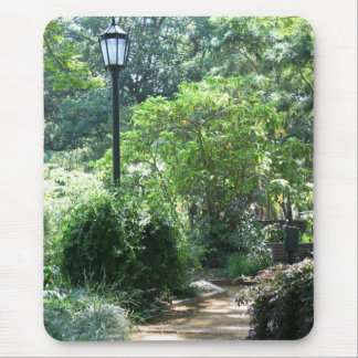 Alice Keck Park Memorial Gardens Mouse Pad