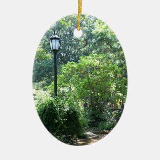 Alice Keck Park Memorial Gardens Ornaments