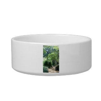 Alice Keck Park Memorial Gardens Pet Bowl