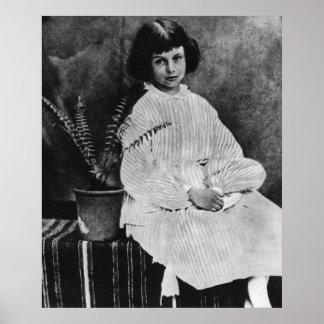 Alice Liddell Poster