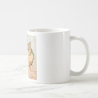 Alice Listens to the Griffin and the Mock Turtle Coffee Mug