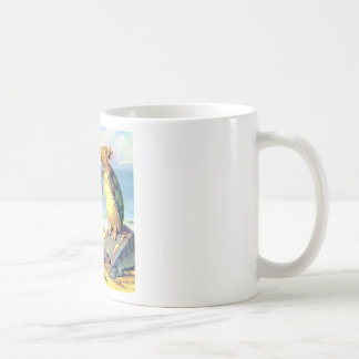 Alice listens to  the Griffin and the Mock Turtle Coffee Mugs
