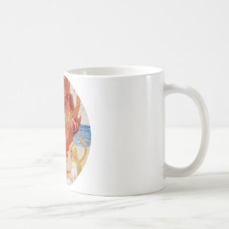 Alice Listens to The Griffin and The Mock Turtle Mug