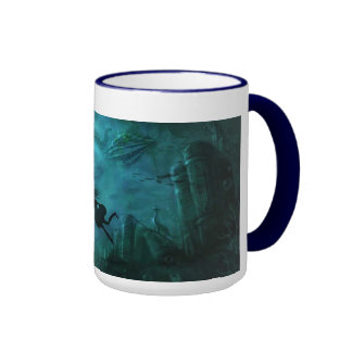 Alice Madness Returns : Jules Verne Ringer Mug