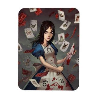 Alice Madness Returns Magnet