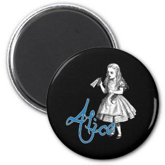 Alice Fridge Magnets