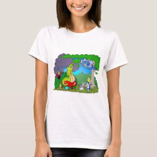Alice meets Caterpillar T-Shirt