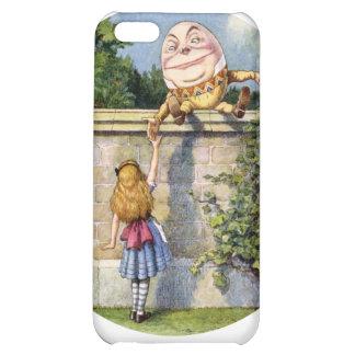 Alice Meets Humpty Dumpty in Wonderland Case For iPhone 5C