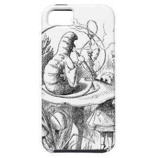 Alice Meets the Caterpillar - Alice in Wonderland iPhone SE/5/5s Case