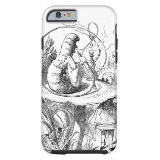 Alice Meets the Caterpillar - Alice in Wonderland iPhone 6 Case