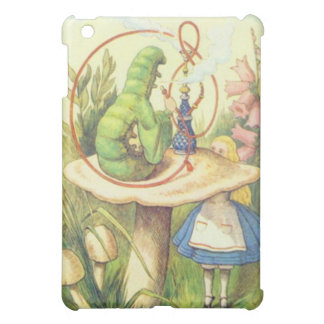Alice Meets the Caterpillar Cover For The iPad Mini