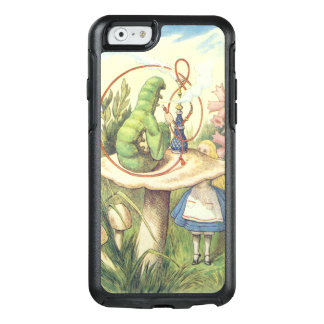 Alice Meets the Caterpillar OtterBox iPhone 6/6s Case