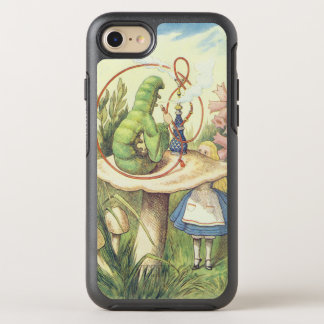 Alice Meets the Caterpillar OtterBox Symmetry iPhone 8/7 Case