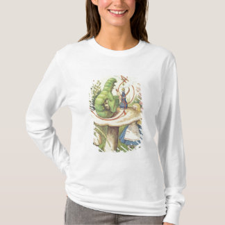 Alice Meets the Caterpillar T-Shirt